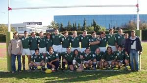 Inicios del Rugby Club Ponent