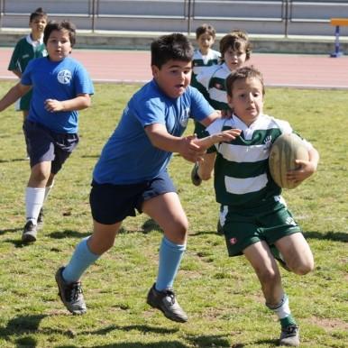Escuela Rugby Day